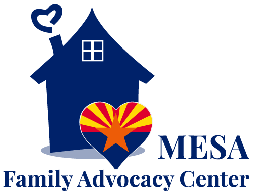 Mesa Family Advocacy Center logo